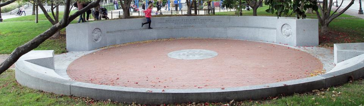 Massachusetts Beirut Memorial